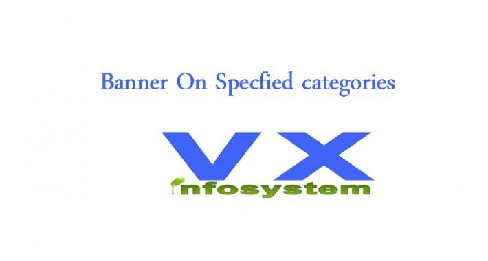 vx banner category