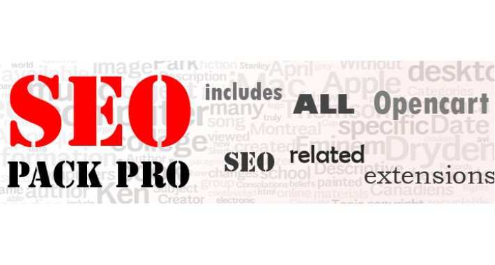 Opencart SEO Pack PRO