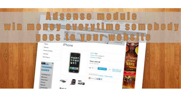 Adsense module