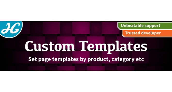 [VQMOD] Custom Templates 1.5.X