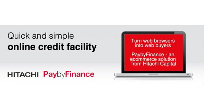 Hitachi Capital Pay by Finance
