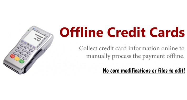 Offline Credit Card Payments With Luhn Validation and Encryption