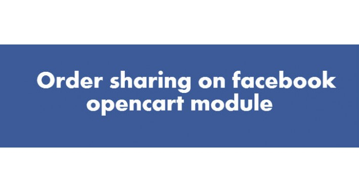 [VQmod] Order sharing