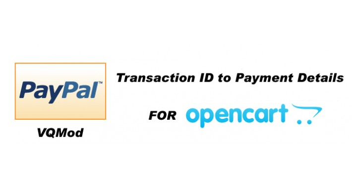 PayPal Transaction ID to Payment Details