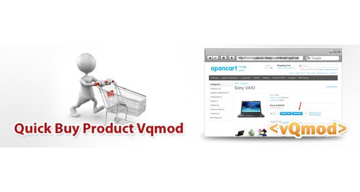 Quick Buy vqmod