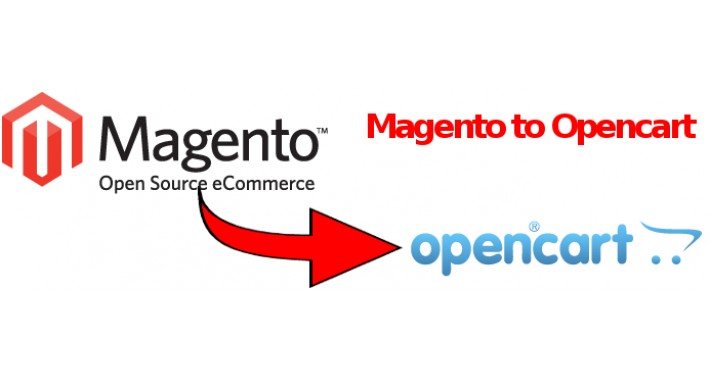 Magento To Opencart