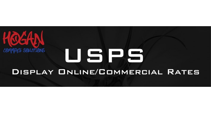 [VQMod] USPS Display Online/Commercial Rates