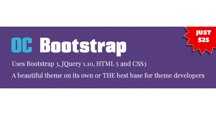 OC Bootstrap - Opencart Bootstrap 3 Theme - Front End