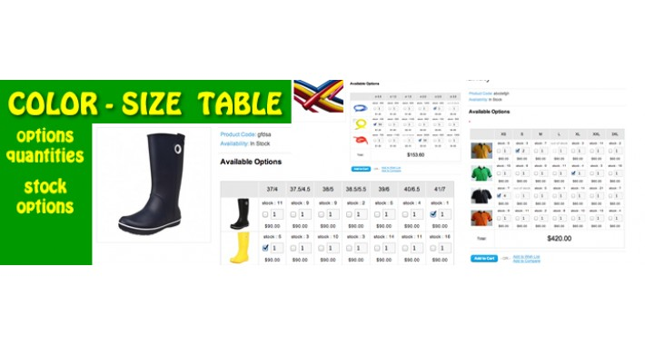 Color Size Table (1.5.x-2.3)