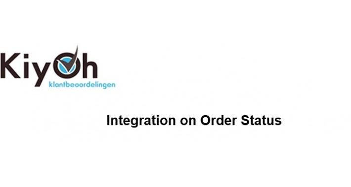 Kiyoh integration: Automatic invite on Change of Orderstatus