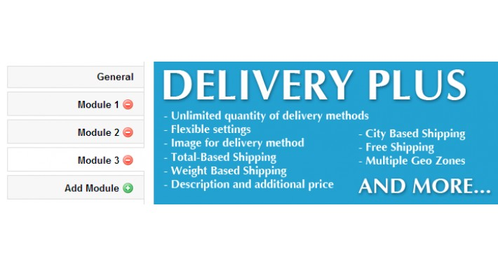 Delivery Plus 3.9