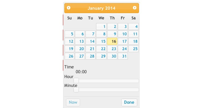 The Date & Time Picker with Print v 1.1 - Shipping Module