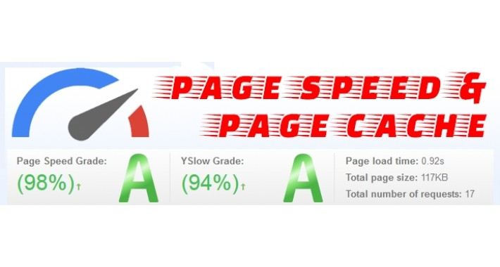 Opencart Cache & Speed Pack