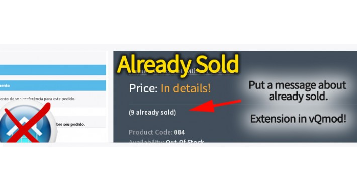 Already Sold