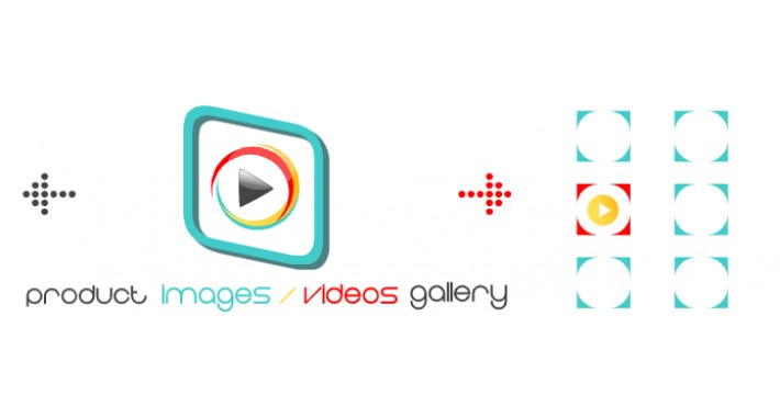 Product with Image/Video Gallery