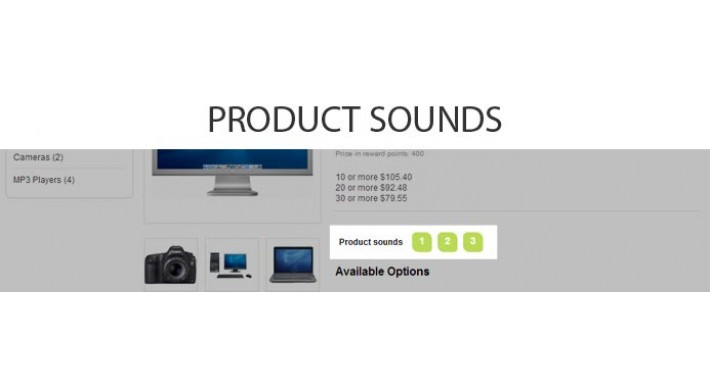 Product Sounds