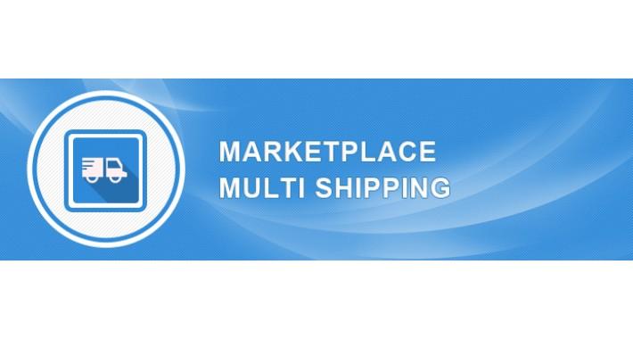Opencart Marketplace Multi Shipping