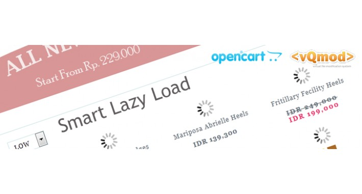 Lazy Load - Increase Page Speed