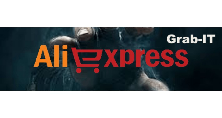 Grab-IT AliExpress (Import products from AliExpress)