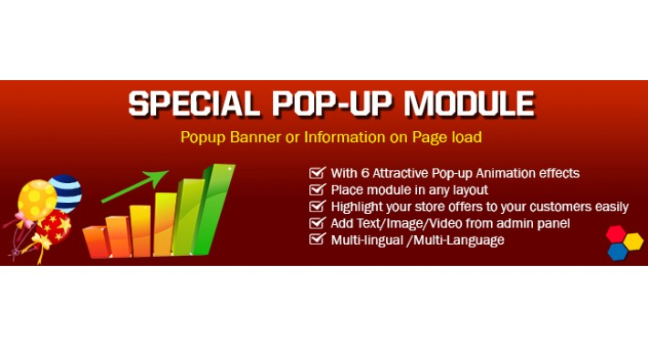 Special Auto Popup [HTML, IMAGE, NEWSLETTER, EASY SIGNUP FORM]