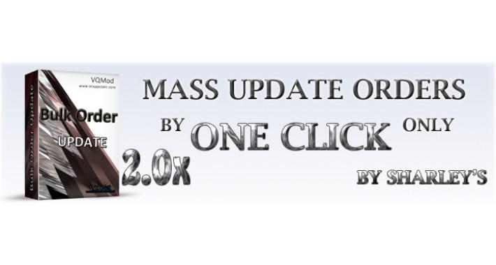 (OcMod) Bulk Update Orders