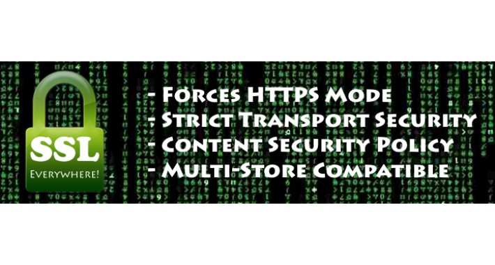 SSL Everywhere - HTTPS 301 Redirect, HSTS Policy, Multi-Store