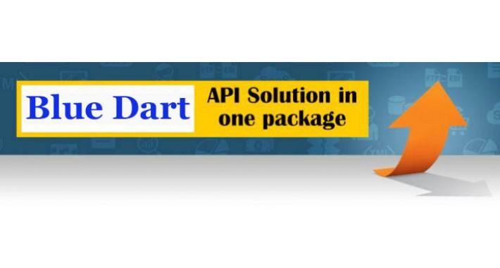 Bluedart Complete API Integration