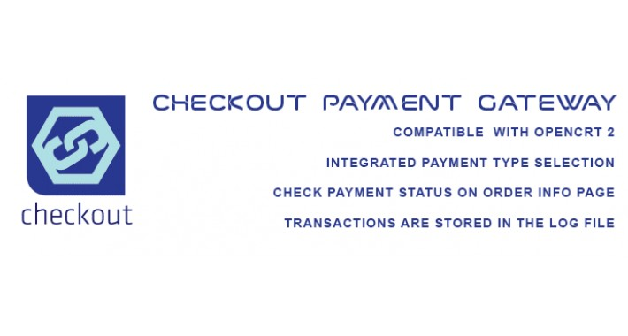 Checkout payment method (OC 2.0)