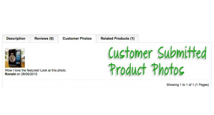 Customer Photos - Product Images Review