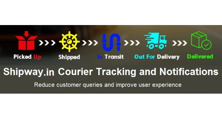 Shipway - Shipment tracking, NDR and SMS