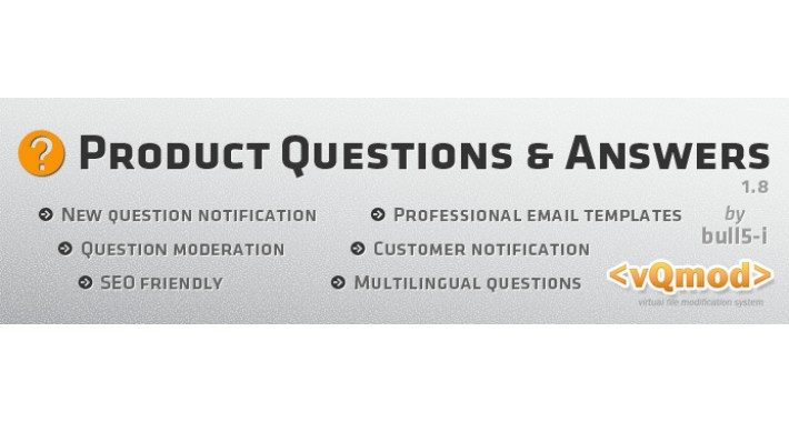 Product Questions & Answers / Ask a question