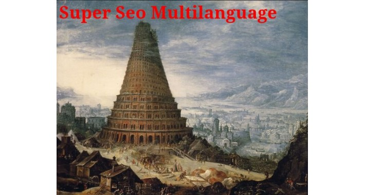 Super Seo Multilingual and Friendly urls - Opencart