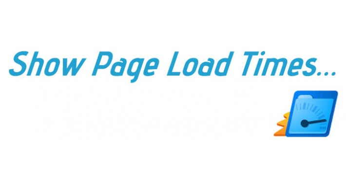 Page speed (load time) Slow