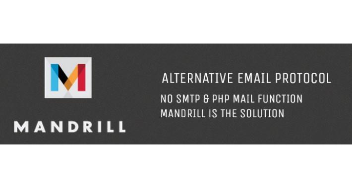 Mandrill Email Protocol | Alternative Email Protocol