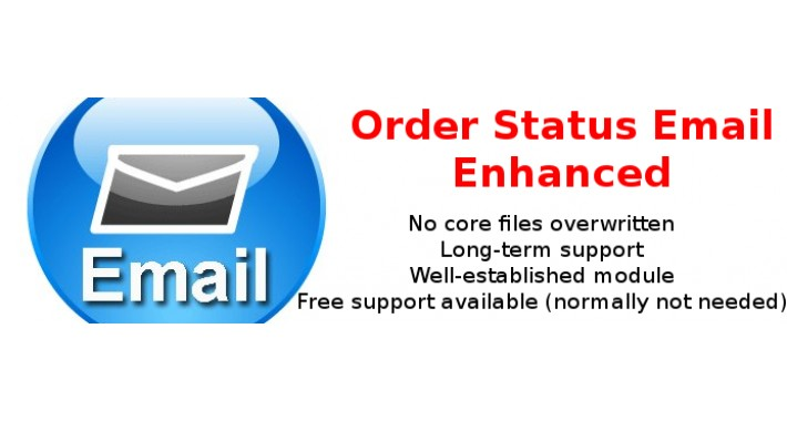 Order Status Mail enhanced