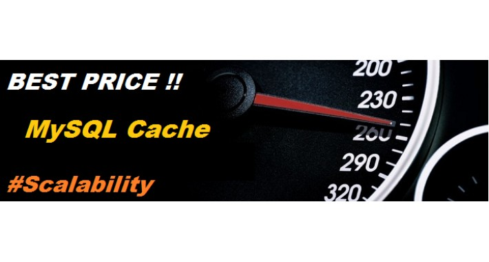 Increase Scalability & Reduce Drasticaly Server Load! +Cache