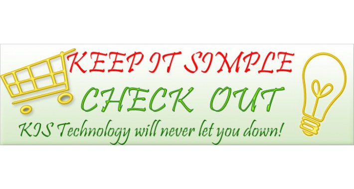 3 Steps Checkout (Keep it Simple)