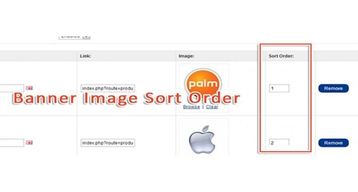 Banner Image Sort Order v1.0.0 [vQmod]