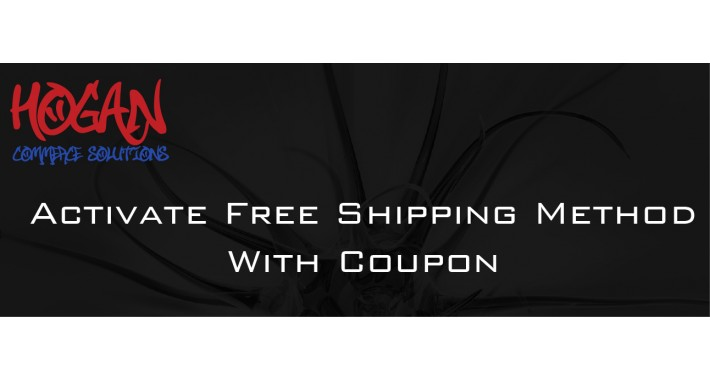 [VQMod] Enable Free Shipping Method With Coupon