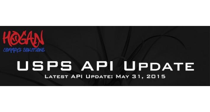 [VQMod] USPS API Update (Latest API Release)