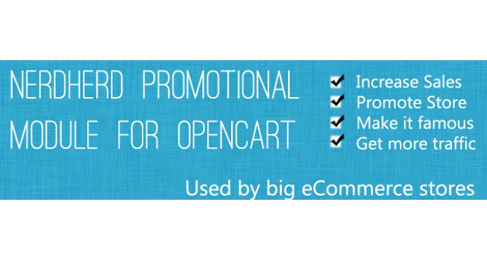 Multi Offers Module For Opencart