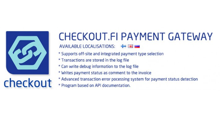 Checkout Finland Oy - Payment gateway