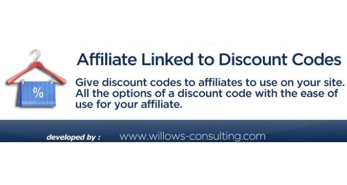 Affliates Linked to Discount Codes