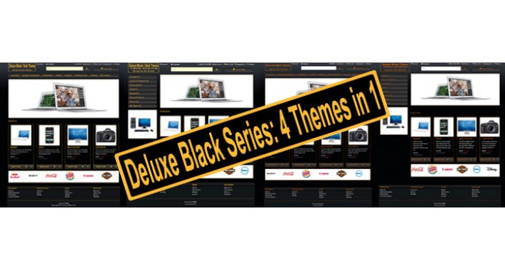 Black Deluxe Series