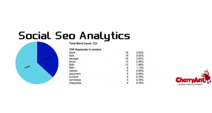 Social Seo Analytics