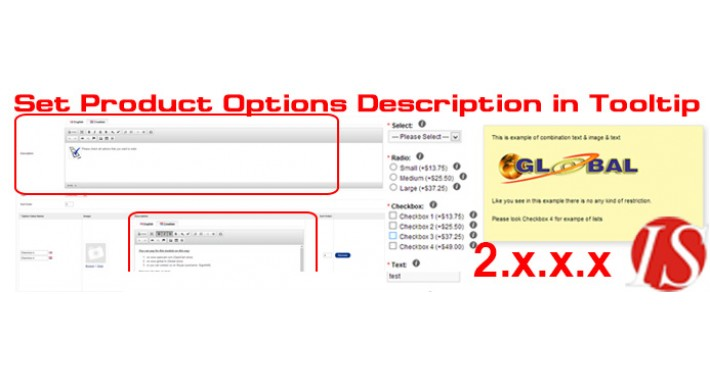 Set Product Options Description in Tooltip for 2.0.x.x (vQmod)