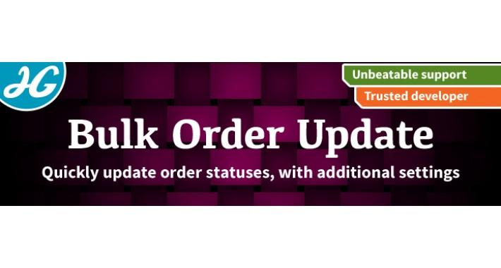 [VQMOD] Bulk Order Status Update 2.X