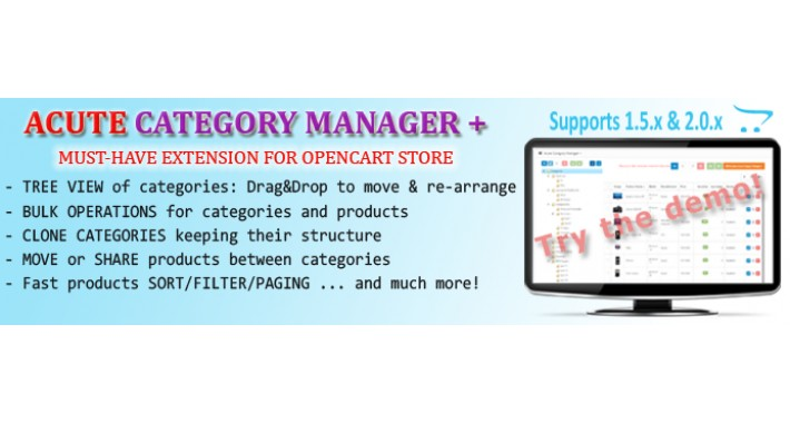 Acute Category Manager +