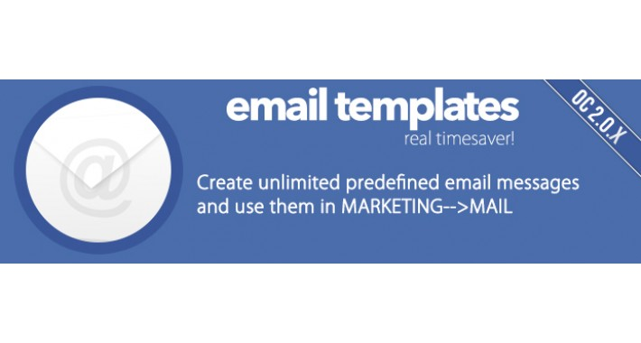 Opencart Email Templates