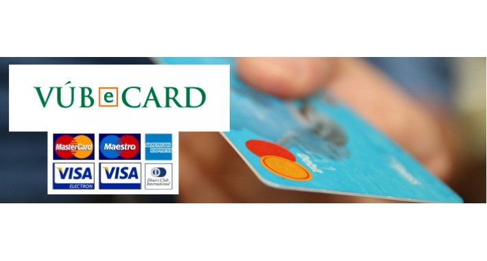 VÚB eCard platobný modul (3D Pay Hosting)